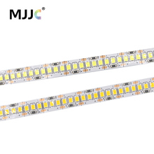 12V LED Strip Light 24V 1M 2M 3M 4M 5M Fita Tape SMD 2835 240LED/M Flexible DC Warm White Stripe Ribbon Lighting