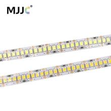 цена на 12V LED Strip Light 24V 1M 2M 3M 4M 5M Fita LED Tape SMD 2835 240LED/M Flexible DC 12V 24V Warm White Stripe Ribbon Lighting