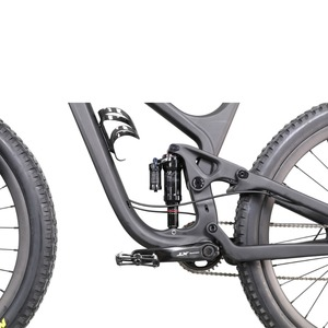 11.11 2019 الكربون 27.5ER زائد إندورو تعليق mtb الدراجة السفر 150 ملليمتر دفعة التحمل الكربون دراجة جبلية