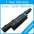 New 7800mah laptop battery for acer Aspire 5560 7552G 7741Z 4755ZG 5736Z 5750ZG 4750ZG 4741ZG AS10D71 AS10D75 AS10D73