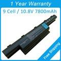 New 7800mah laptop battery for acer Aspire 5560 7552G 7741Z 4755ZG 5736Z 5750ZG 4750ZG 4741ZG AS10D71 AS10D75 AS10D73