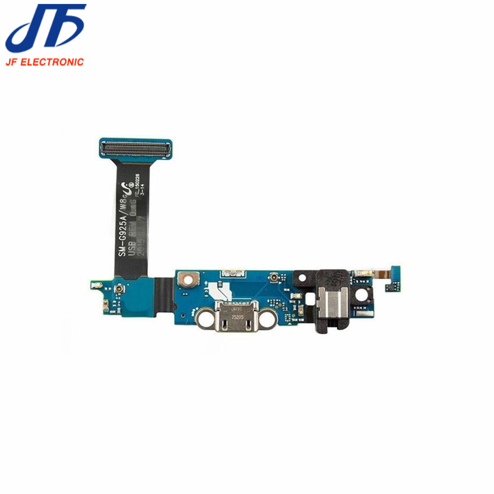 100pcs Dock Connector Charger USB Charging Port Flex Cable For Samsung Galaxy S6 edge G925A G925T G925V G925P G925i G925F G925W8-in Mobile Phone Flex Cables from Cellphones & Telecommunications    2