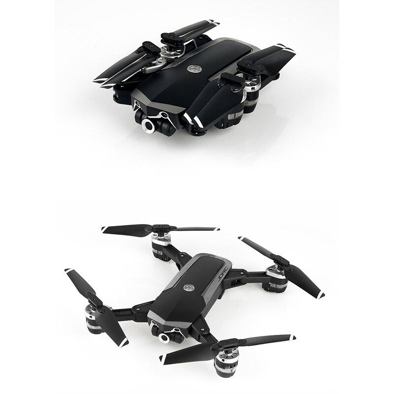Новый профессиональный складной HD Камера Drone Wi-Fi FPV HD 480 P/720 P широкоугольный Камера 16 минут время полета Headless режим Quadcopter