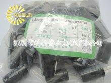 50 шт. X 100% Новое Chengx 120 МКФ 400 В 18X30 Алюминиевый Электролитический Конденсатор Разъем