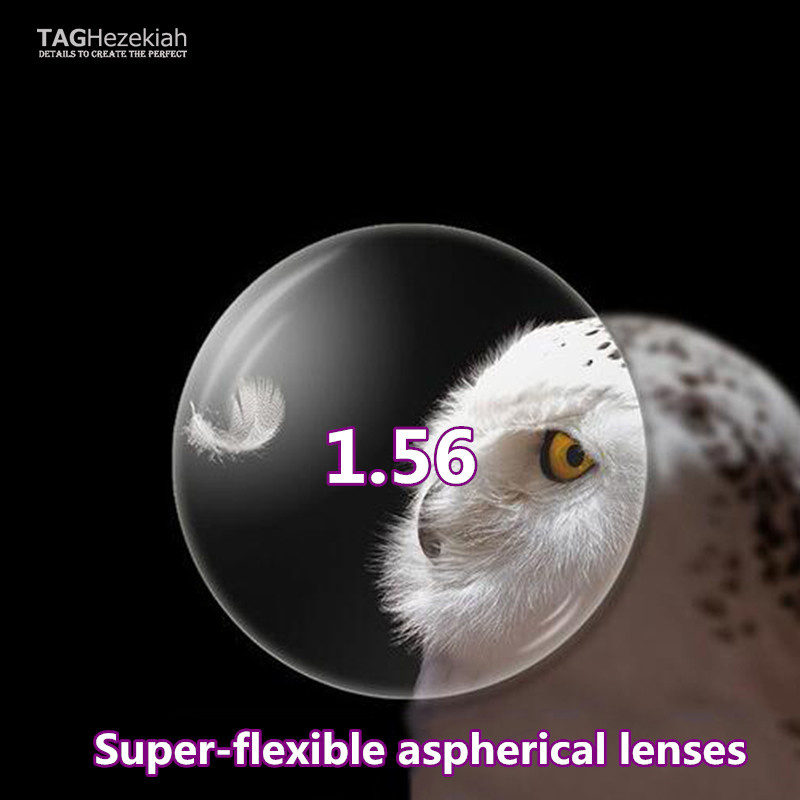1.56 asphérique/Superflexible/Anti-blu-ray/radioprotection/Ultra-Abrasion/Protection multifonction Prescription