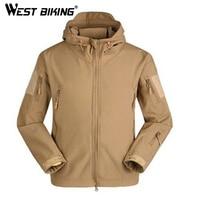 WEST BIKING Men's Cycling Wind Coat Autumn Winter Thermal Thicken Long Sleeve Down jacket Outdoor Survival Dust Windproof Jacket
