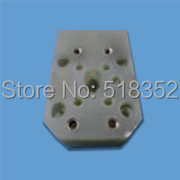 A290-8120-X764 F323 Fanuc Insulation Board Ceramic, Lower Isolation Plate L56x W40x T26mm for WEDM-LS Wire Cutting Machine Part m312 mitsubishi new style mv ceramic lower isolator plate x085c130g51 117 106 t20mm edm wear parts