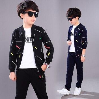 Pakaian Set (Jacket, Tshirt, Pants)  3