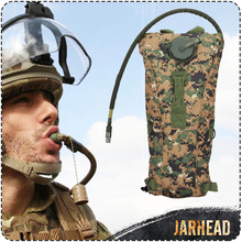 Outdoor 3L Hydration Water Bag TPU Bicycle Sports Military J