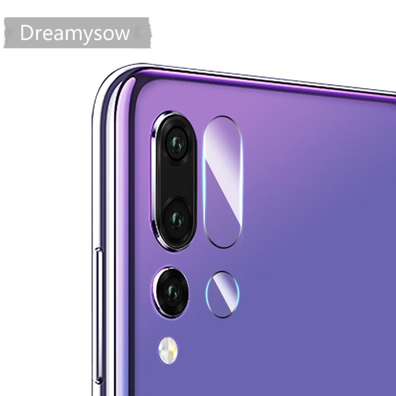Dreamysow 9H Clear Camera Lens Tempered Glass For HuaWei P20 P10 P9 Plus GR5 2017 NOVA2i Honor 8 9 V10 V9 Screen Protector