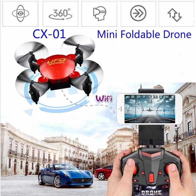 Mini Drone 360degree Roll High Performance RC Quadcopter Camera Function Head Free Mode Plastic Rideo Pocket Aircraft
