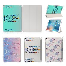 Dream catcher Case For iPad Professional 9.7″ 12.9″ Extremely Slim Magnetic Good Flip Stand Sleeve For Apple I Pad Professional 9.7 12.9 inch Case