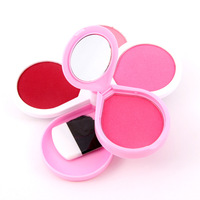 MISS ROSE 2 Style 4-Color Blush Whitening Nude Makeup Rouge Natural Minerals Powder Cosmetic Face Contour Blush Make-up Tools