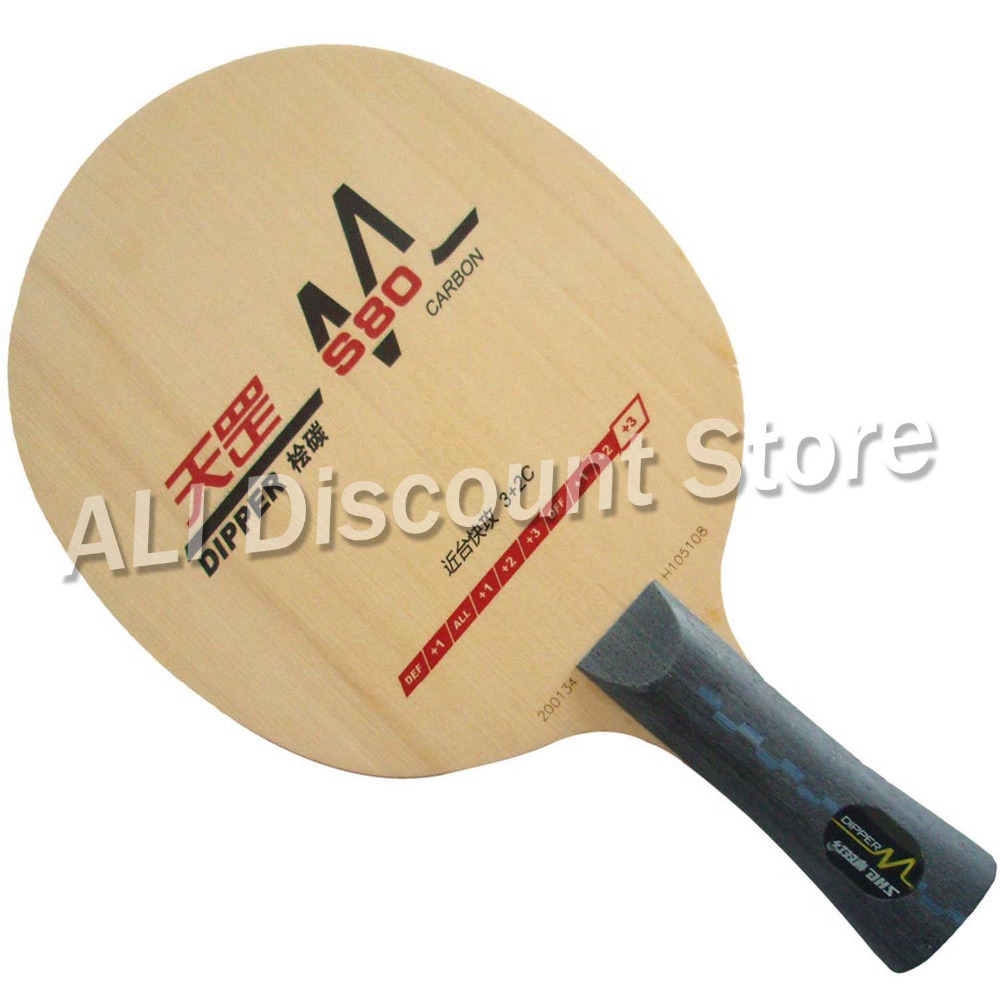 DHS DIPPER DM.S80 Table Tennis (Ping Pong) Blade, NEW! кружка printio cosplay dipper pines