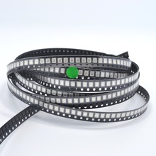 Hot 500PCS 25-35LM 2835 Green SMD LED 0.2W high bright light emitting diode  chip leds Free shipping