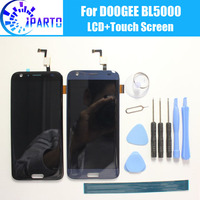 DOOGEE BL5000 LCD Display Touch Screen 100 Original Tested LCD Digitizer Glass Panel Replacement For DOOGEE