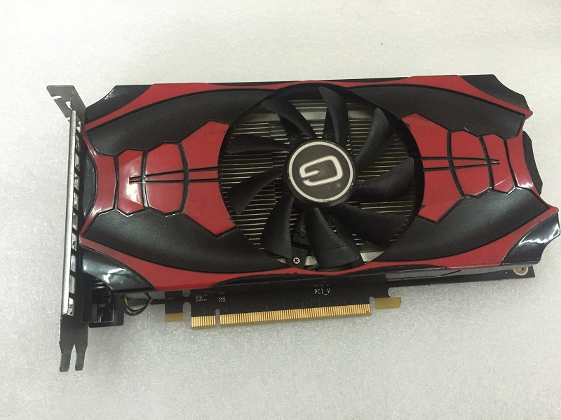 GTX650TI BOOST version of the game card