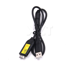 0,5 м, 1,5 м, 2 в 1, USB 2,0, зарядное устройство для передачи данных, адаптер, соединительный кабель для камеры samsung ST61 ST65 ST70 PL120