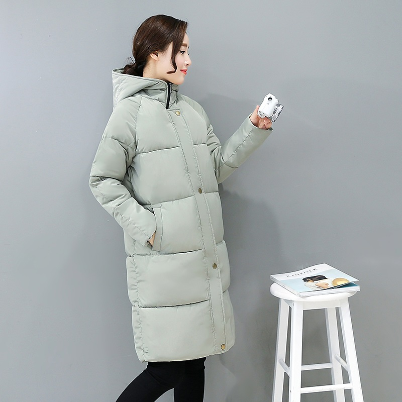 2017 Women Winter Coat Jacket Warm Woman Parkas Female Overcoat Down Cotton padded Thick Coat New Winter Collection plus size 2017 new warm double thick collar down cotton women jacket self design female parkas winter coat casaco feminino a126 170815