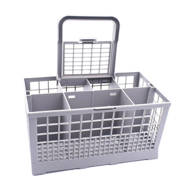 Adaptable Universal Dishwasher Cutlery Basket For Bosch, Siemens, Beko, Aeg, Candy Kenmore, Whirlpool Maytag, Kitchenaid Maytag Spare Part