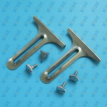 Sewing Machine T Gauge Sewing Edge Guide With Screws 2 SETS G1