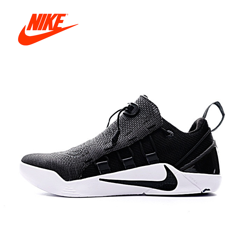 Original New Arrival Authentic Nike KOBE A.D. NXT Men's Breathable Basketball Shoes Outdoor Sneakers Good Quality 882049-007 nike рюкзак kobe mamba xi backpack