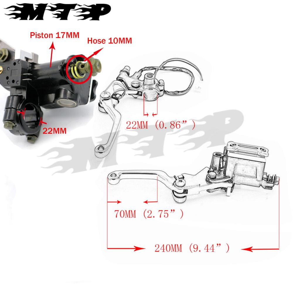 Brake Master Cylinder Reservoir Clutch Lever For Honda Xr250r Xr400r Xr400 Motard Xr 600r 650r 650l Xlv750r 7 8 22mm Handlebars In Levers Ropes Xr250 Wiring Diagram Cables