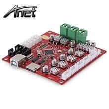Anet v1.0 ramps1.4 обновление версии 3d принтер 12 В 24 В материнская плата reprap рампы-fd щит платформы управления плате контроллера