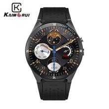 Kaimorui Smart Watch KW88 Pro Android 7.0 Bluetooth Smartwatch MTK6580 3G SIM Card GPS WiFi 1GB+16GB Android Watch Smart phone