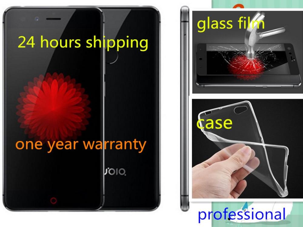 Original ZTE Nubia Z11 Mini 64GB LTE 5 inch Mobile Phone Octa Core Snapdragon 617 Fingerprint 3GB RAM Android Dual SIM 16.0MP feature phone