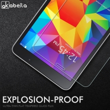 Full Covers 9H Tempered Glass For Samsung Galaxy Tab 4 7.0 LTE T230 T235 Tab4 7.0 inch Screen Protector Protective Film xskemp tablet screen protector film tablet for samsung galaxy tab 4 7 0 t230 t231 t235 9h real tempered glass protective guard