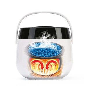 Image 5 - wosk podgrzewacz do wosku Wax Heater Ontharing Machine Wax Warmer Smelter Waxen Kit Professionele Wax Handen Voeten Care Paraffine Chauffe Cire Epileren