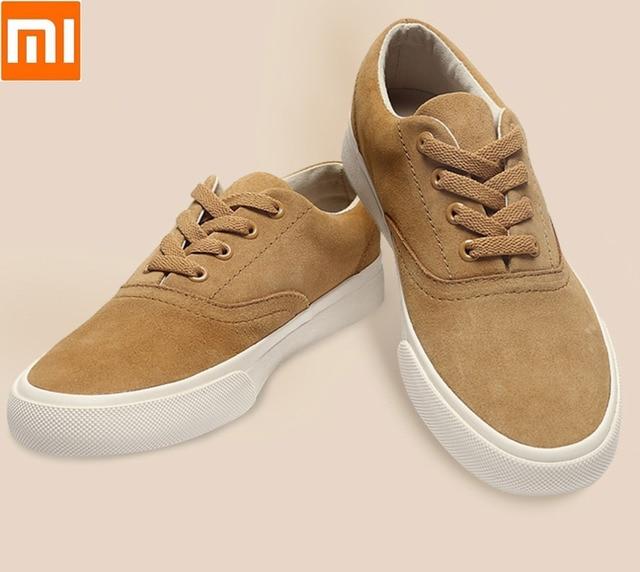 Xiaomi FREETIE Spor ve günlük ayakkabı kalın EVA tabanı Nefes Koşu Spor Ayakkabı Aşınmaya dayanıklı Düz tabanlı ayakkabı Adam