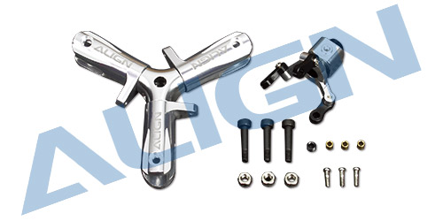 align trex 550E Three Tail Blade Set H55T005XXW Trex 550 Spare Parts Free Shipping with Tracking align t rex 450dfc main rotor head upgrade set h45162 trex 450 spare parts free track shipping