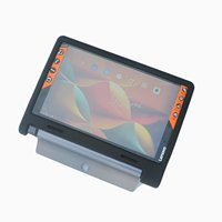 Custom Factory Silicone Tablet Cover Rugged Shockproof FDA Silicone Tablet Case 10 1inch For Lenovo Yoga