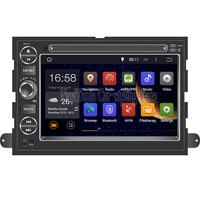 Ectwodvd Octa Core/Quad Core 4G/2G Android 8.0/7.1 Car DVD for Ford Fusion for Ford Explorer 2006 2009 for Ford 500 2005 2007