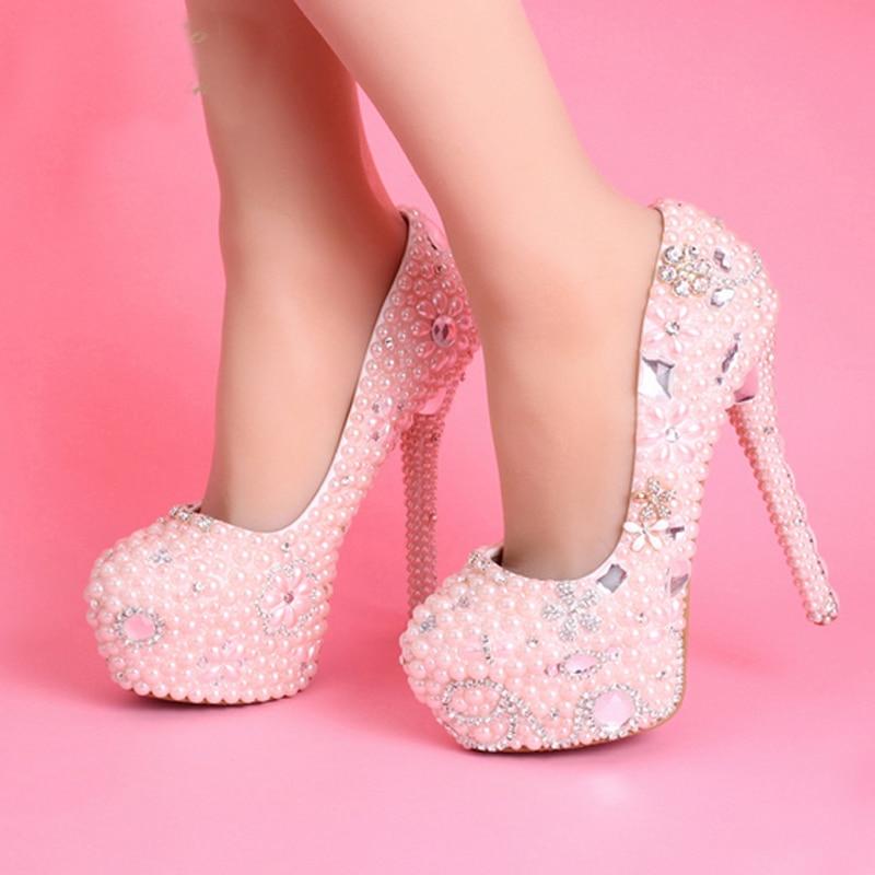 Pink Dress Shoes Women Promotion-Shop for Promotional Pink Dress ...