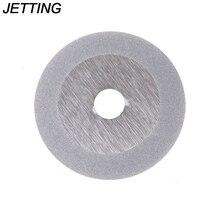 1PCS 100mm 4'' Diamond Coated Flat Wheel Disc Glass Stone Grinding Cutting Tool