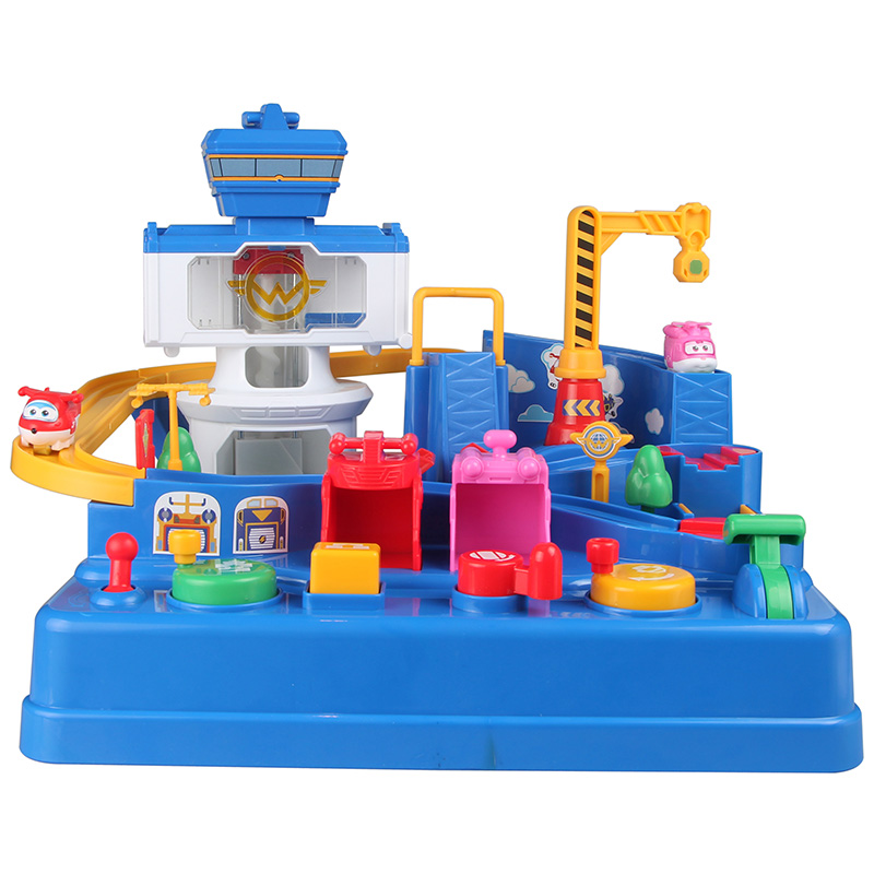New arrival robot Super Control Centre with Planes Action Figures Transformation kids Toys for children birthday Gifts