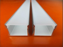 free Shipping HIGH QUALITY  aluminum profile 2m/pcs