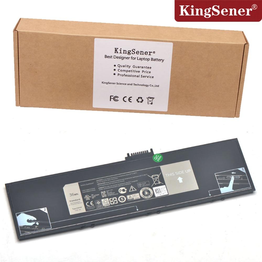 Prix pour Kingsener véritable nouveau hxfhf batterie pour dell venue 11 pro 7130 Tablet PC V11P7130 VJF0X HXFHF 7.4 V 36WH Livraison 2 Ans de Garantie