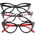 Soolala wholesale 12 unids mezcla del ojo de gato gafas de marca clásica marco de la Venta Caliente de Las Mujeres Marcos de Una Docena de Diseñador de la Marca de Sol gafas