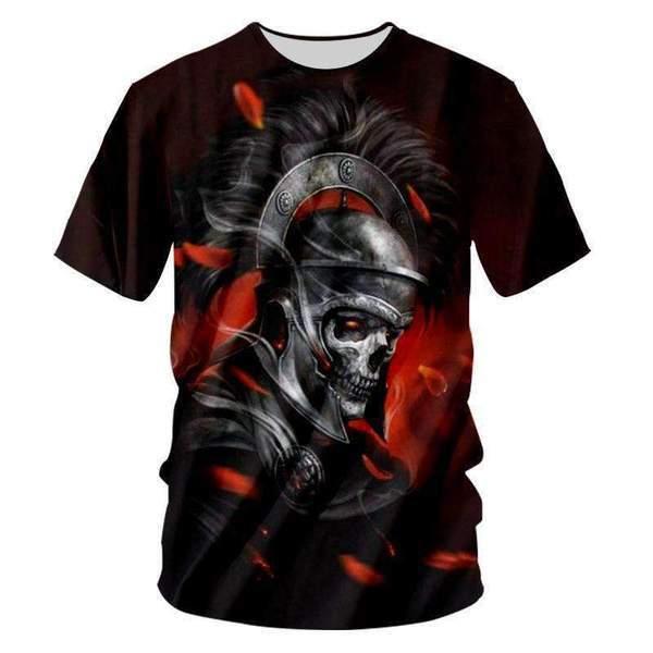 YFFUSHI 2019 New Male 3d tops Fashion Men tshirt 3D Print Tshirt Plus Size Hip Hop  Tees
