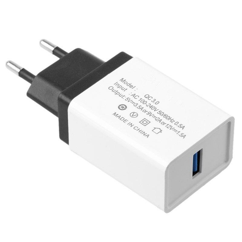 3.1A արագ լիցքավորիչ QC3.0 48W / 18W USB հոսանքի - Բջջային հեռախոսի պարագաներ և պահեստամասեր - Լուսանկար 5