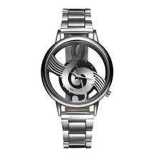 Men Music Note Watch