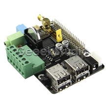 X205 Expansion Board for Raspberry Pi 3 Model B / Raspberry Pi B+ / Raspberry Pi 2 Model B