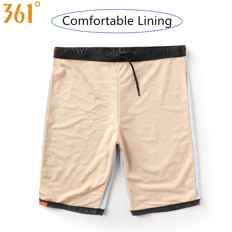 Image 5 - 361 Chlorine Resistant Swimwear for Men Long Swimming Trunks Professional Men Swim Wear Athletic Tight Swim Shorts Boys Swimsuit-in Men's Trunks from Sports & Entertainment