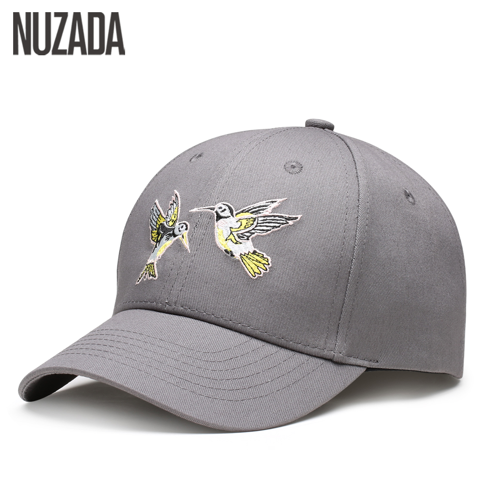 Brand NUZADA Snapback High Quality Embroidery Women Baseball Cap Bone Caps Spring Summer Autumn Cotton Adjustable Hats Spring brand nuzada classic solid color baseball cap for men women couple bone high quality cotton hip hop caps spring summer hats