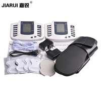 JR 309 Digital Electrical Stimulator Muscular Body Relax Muscle Massager Pulse Tens Acupuncture Therapy Slipper 8