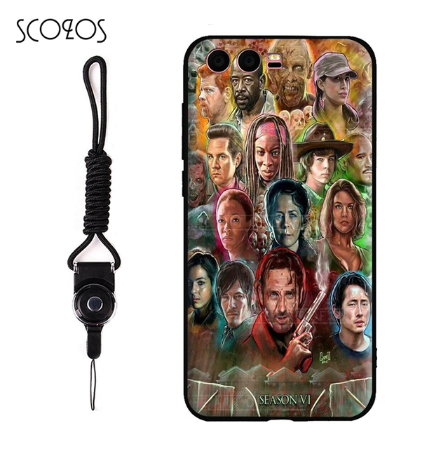 coque huawei mate 10 lite walking dead